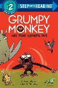 Cover-Bild zu Grumpy Monkey Get Your Grumps Out von Lang, Suzanne