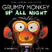 Cover-Bild zu Grumpy Monkey Up All Night von Lang, Suzanne