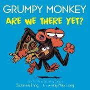 Cover-Bild zu Grumpy Monkey Are We There Yet? von Lang, Suzanne