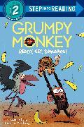 Cover-Bild zu Grumpy Monkey Ready, Set, Bananas! von Lang, Suzanne