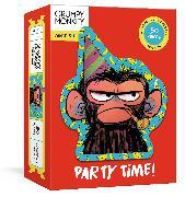 Cover-Bild zu Grumpy Monkey Party Time! Puzzle von Lang, Suzanne