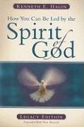Cover-Bild zu How You Can Be Led by the Spirit of God von Hagin, Kenneth E.