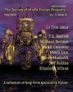 Cover-Bild zu The Society of Misfit Stories Presents... (May 2020) (eBook) von Barrett, T. L.