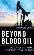 Cover-Bild zu Beyond Blood Oil (eBook) von Wenar, Leif