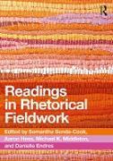 Cover-Bild zu Readings in Rhetorical Fieldwork (eBook) von Senda-Cook, Samantha (Hrsg.)