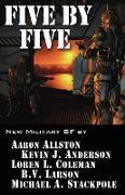 Cover-Bild zu Five by FIve (eBook) von Anderson, Kevin J.