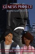 Cover-Bild zu GENESIS PROJECT: Second Age of the Kasna: Broken (eBook) von Smith, Aaron Michael