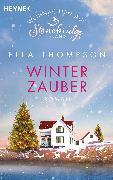 Cover-Bild zu Winterzauber - Weihnachten auf Stonebridge Island (eBook) von Thompson, Ella