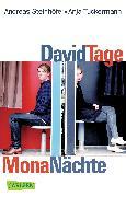 Cover-Bild zu David Tage, Mona Nächte von Steinhöfel, Andreas