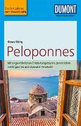 Cover-Bild zu DuMont Reise-Taschenbuch Reiseführer Peloponnes von Bötig, Klaus