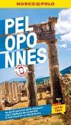 Cover-Bild zu MARCO POLO Reiseführer Peloponnes (eBook) von Bötig, Klaus