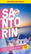 Cover-Bild zu MARCO POLO Reiseführer Santorin (eBook) von Bötig, Klaus