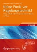 Cover-Bild zu Keine Panik vor Regelungstechnik! (eBook) von Tieste, Karl-Dieter