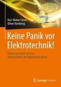 Cover-Bild zu Keine Panik vor Elektrotechnik! von Tieste, Karl-Dieter
