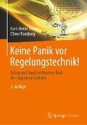 Cover-Bild zu Keine Panik vor Regelungstechnik! von Tieste, Karl-Dieter