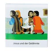 Cover-Bild zu Jesus und der Gelähmte (4er-Pack) von de Kort, Kees (Illustr.)