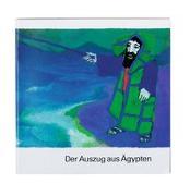 Cover-Bild zu Der Auszug aus Ägypten (4er-Pack) von de Kort, Kees (Illustr.)