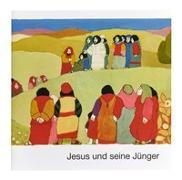 Cover-Bild zu Jesus und seine Jünger (4er-Pack) von de Kort, Kees (Illustr.)