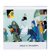 Cover-Bild zu Jesus in Jerusalem (4er-Pack) von de Kort, Kees (Illustr.)