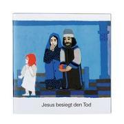 Cover-Bild zu Jesus besiegt den Tod (4er-Pack) von de Kort, Kees (Illustr.)
