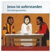 Cover-Bild zu Jesus ist auferstanden von de Kort, Kees (Illustr.)