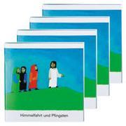 Cover-Bild zu Himmelfahrt und Pfingsten (4er-Pack) von de Kort, Kees (Illustr.)