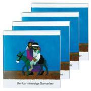 Cover-Bild zu Der barmherzige Samariter (4er-Pack) von de Kort, Kees (Illustr.)