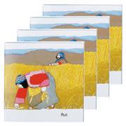 Cover-Bild zu Rut (4er-Pack) von de Kort, Kees (Illustr.)