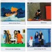 Cover-Bild zu Was uns die Bibel erzählt - Paket NT 2 von Haug, Hellmut