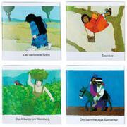 Cover-Bild zu Was uns die Bibel erzählt - Paket NT 3 von Haug, Hellmut