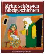Cover-Bild zu Meine schönsten Bibelgeschichten von Kort, Kees de (Illustr.)