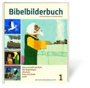 Cover-Bild zu Bibelbilderbuch Band 1 von Kort, Kees de (Illustr.)