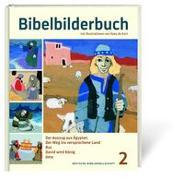 Cover-Bild zu Bibelbilderbuch Band 2 von Kort, Kees de (Illustr.)