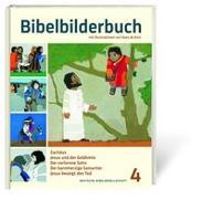 Cover-Bild zu Bibelbilderbuch Band 4 von Kort, Kees de (Illustr.)