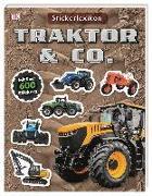 Cover-Bild zu Sticker-Lexikon. Traktor & Co von Schmidt, Michael (Übers.)