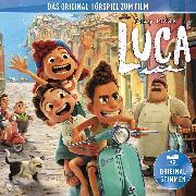 Cover-Bild zu Luca Hörspiel - Luca (Das Original-Hörspiel zum Disney/Pixar Film) (Audio Download) von Bingenheimer, Gabriele