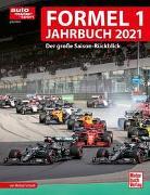 Cover-Bild zu Formel 1 Jahrbuch 2021 von Schmidt, Michael
