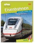 Cover-Bild zu memo Wissen entdecken. Eisenbahnen von Schmidt, Michael (Übers.)