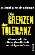 Cover-Bild zu Die Grenzen der Toleranz von Schmidt-Salomon, Michael