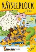 Cover-Bild zu Rätselblock ab 7 Jahre, Band 2, A5-Block von Spiecker, Agnes