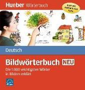 Cover-Bild zu Bildwörterbuch Deutsch neu von Specht, Gisela