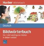 Cover-Bild zu Bildwörterbuch Deutsch von Specht, Gisela