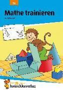 Cover-Bild zu Mathe trainieren 4. Klasse von Hauschka, Adolf