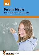 Cover-Bild zu Tests in Mathe - Lernzielkontrollen 4. Klasse (eBook) von Spiecker, Agnes