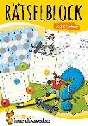 Cover-Bild zu Rätselblock ab 10 Jahre, Band 1 von Spiecker, Agnes