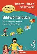 Cover-Bild zu Erste Hilfe Deutsch - Bildwörterbuch von Specht, Gisela
