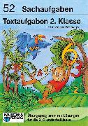 Cover-Bild zu Textaufgaben 2. Klasse (eBook) von Hünemann-Rottstegge, Heike