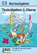 Cover-Bild zu Textaufgaben 3. Klasse (eBook) von Hauschka, Adolf