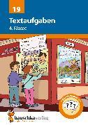 Cover-Bild zu Textaufgaben 4. Klasse (eBook) von Hauschka, Adolf