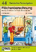 Cover-Bild zu Flächenberechnung - Umfang und Fläche von Rechteck und Quadrat (eBook) von Hauschka, Adolf